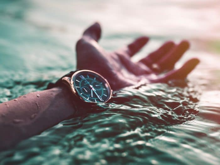 watch waterproofing