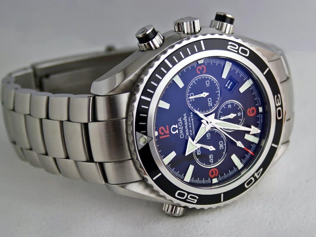 Authorised Omega watch repair