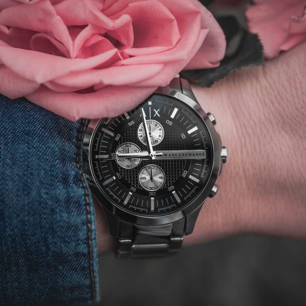 Emporio Armani watch repair UK