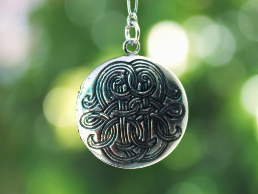 Professionally engraved pendants