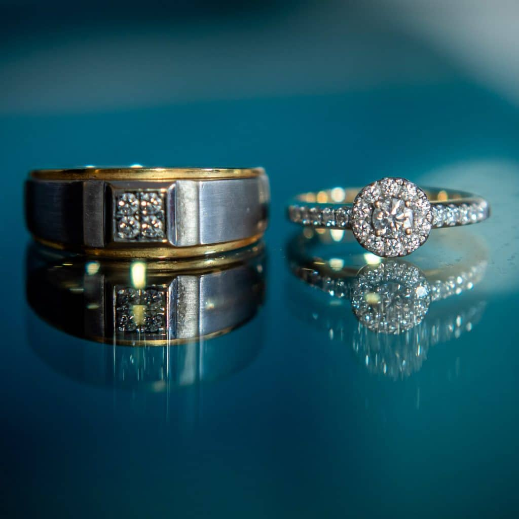 Professional jewellery commissions