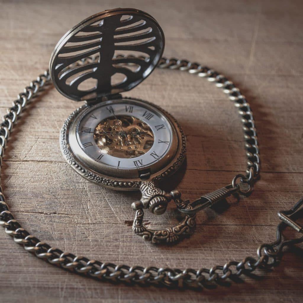pocket watch glass repairs