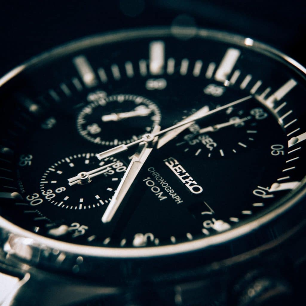 Replace Seiko watch battery