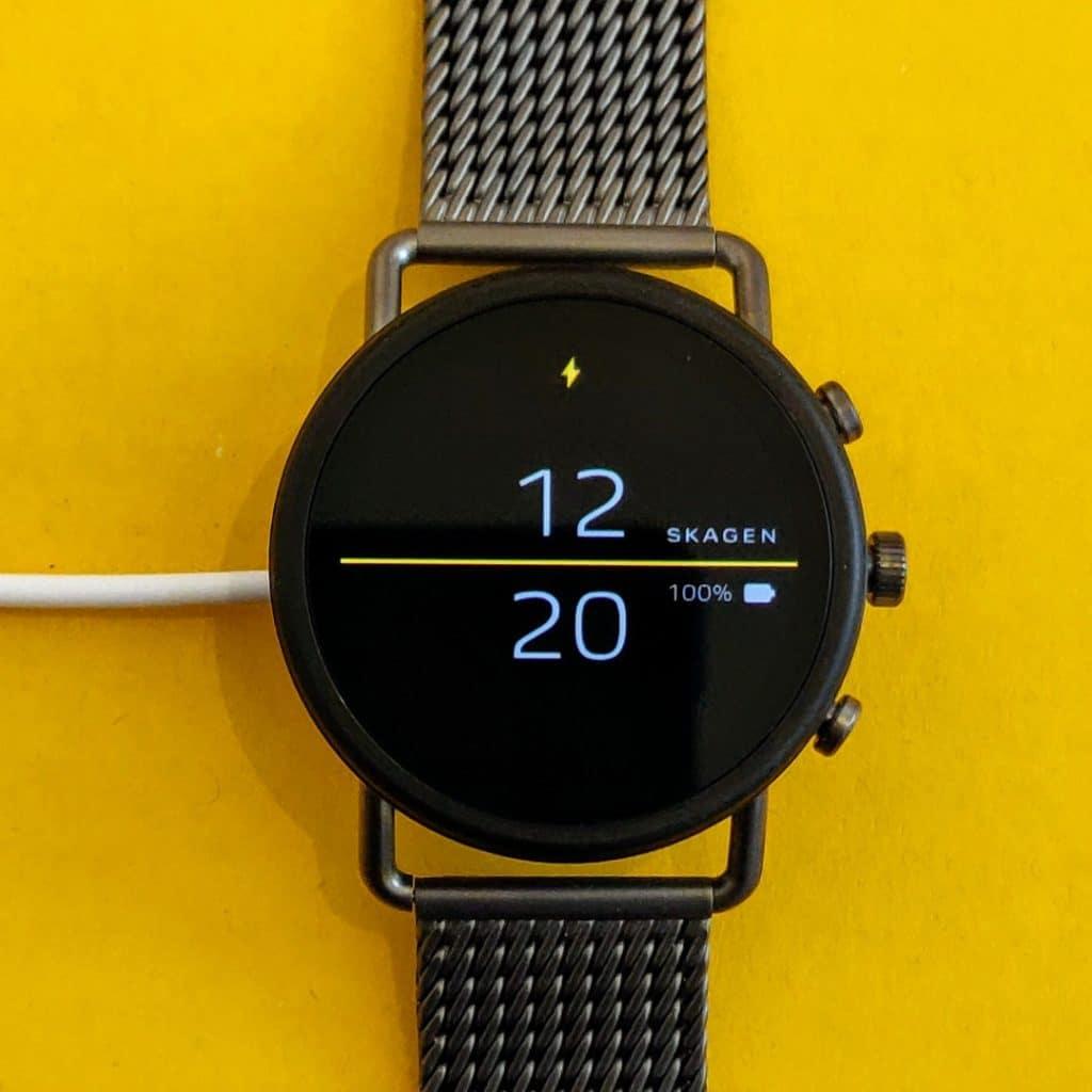 Replace Skagen watch battery