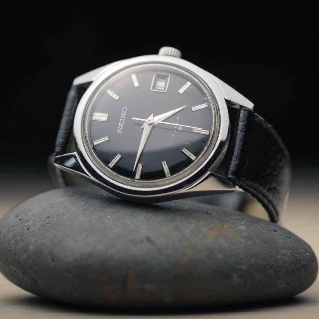 Seiko vintage watch repair UK