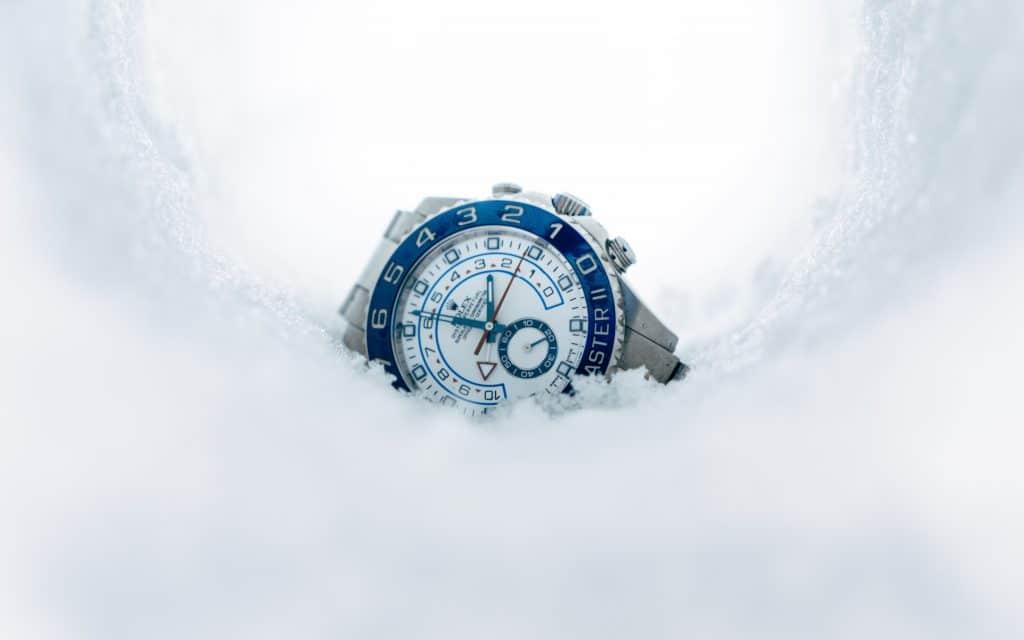 Rolex waterproof testing