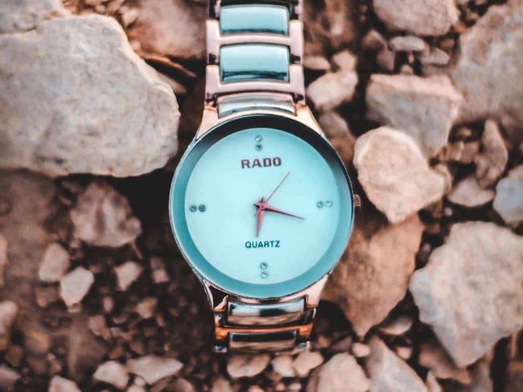 Watch battery repair rado